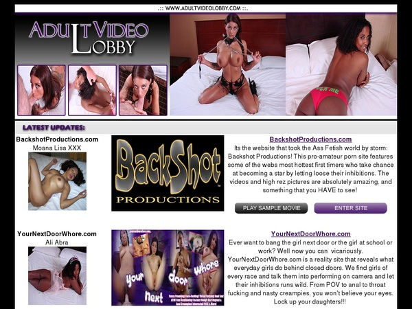 Adultvideolobby.com Discount Site