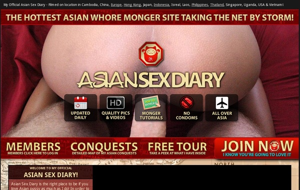 Asian Sex Diary Paypal?