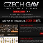 Czech GAV Mobile Accounts