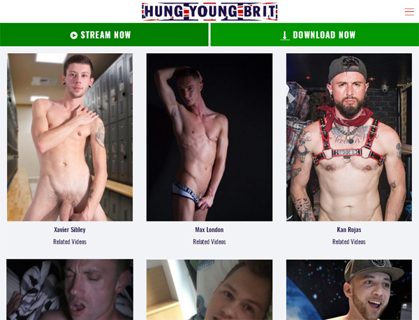 Hung Young Brit With Paypal Acc