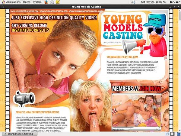 Youngmodelscasting.com Discount Tour