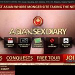 Account Asian Sex Diary Free