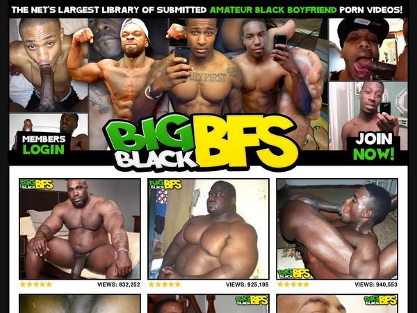 Big Black BFs Pass Free