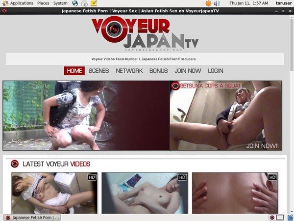Voyeur Japan TV Mit Bankkarte