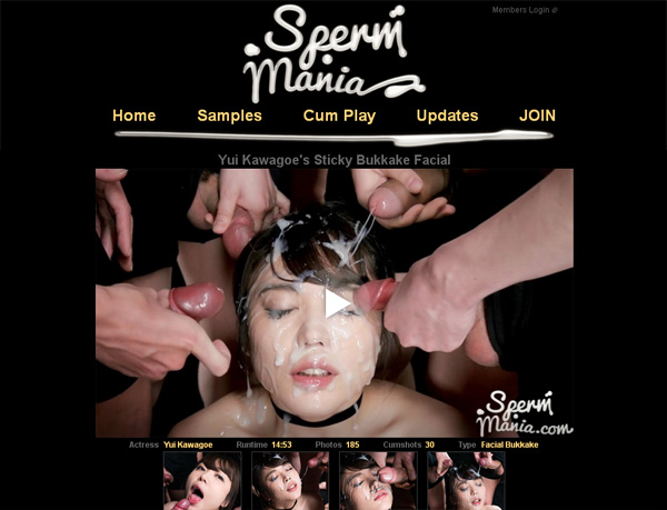 Spermmania Sofort Zugang