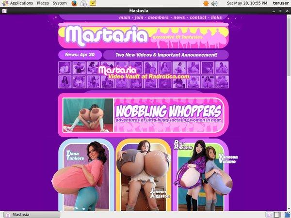 Mastasia Free Try