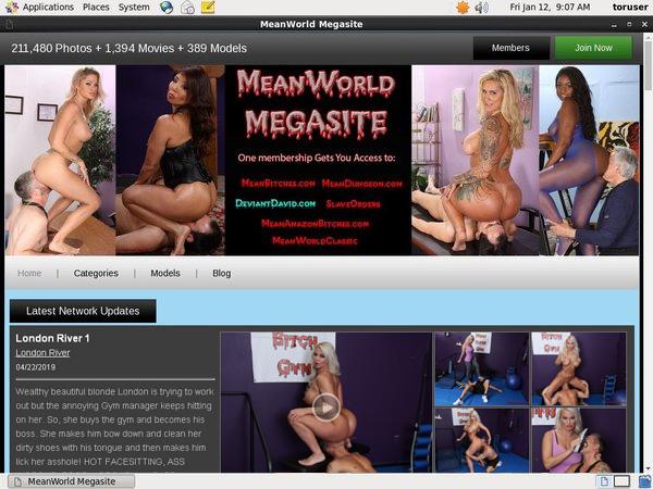 Mean World Mit ELV
