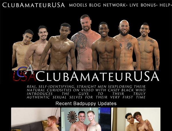 Clubamateurusa.com Pay Pal Account