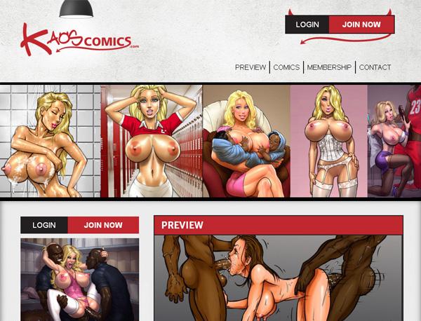 Kaos Comics Site