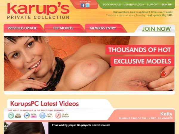 $1 Karupspc.com Trial