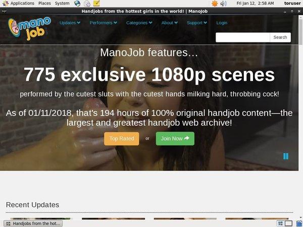 Mano Job Free App