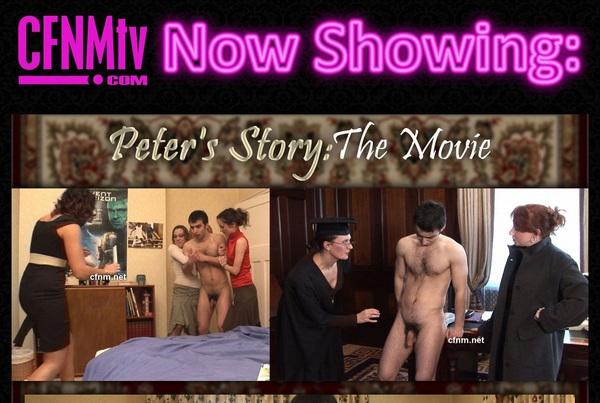 TV CFNM Sex
